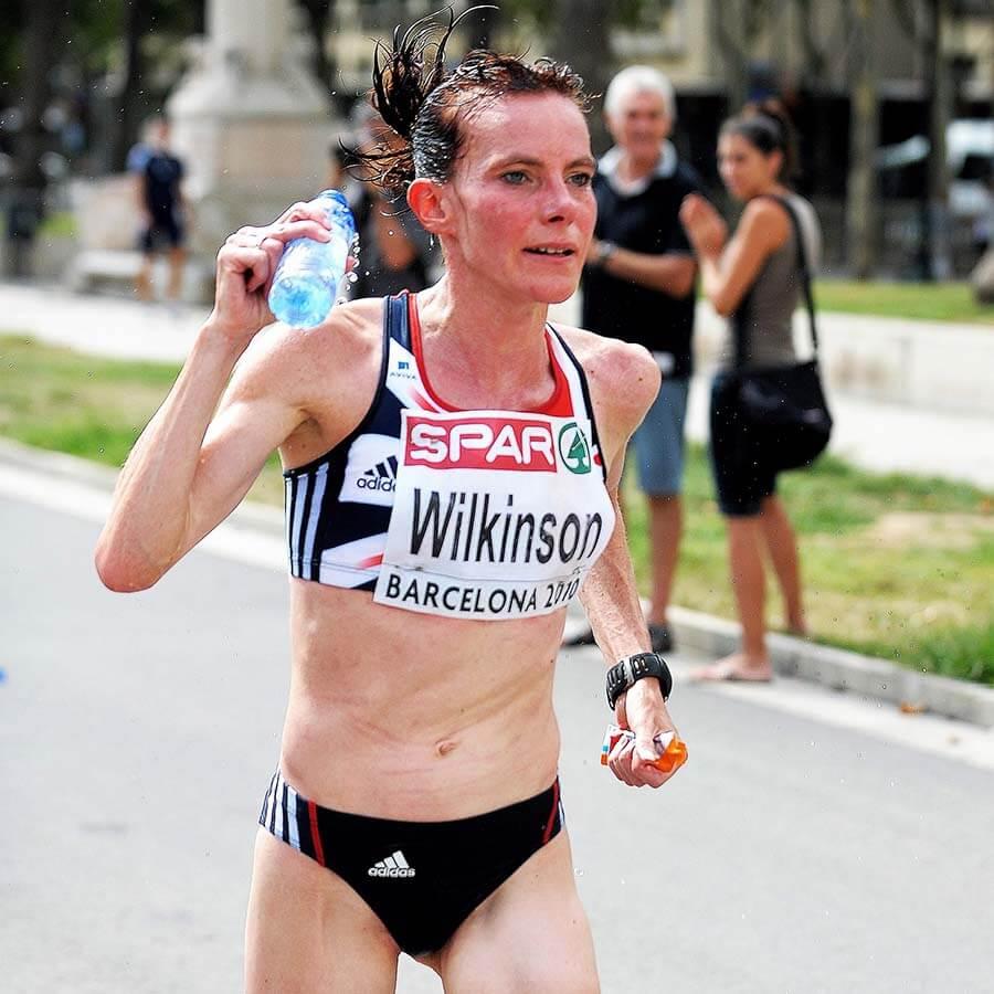 Jo Wilkinson Running