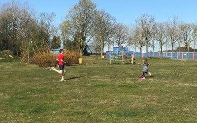 Paarlauf Race – Family Running Session No.2