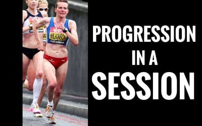 Progression in a session